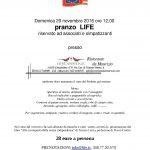 pranzo life