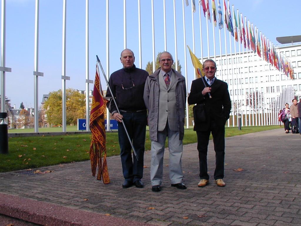 08.10.2010 Toni, Jerry e Danilo